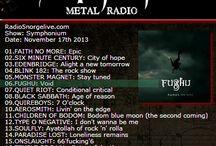 Fughu Tracklist / by Fughu Progressive Metal Band