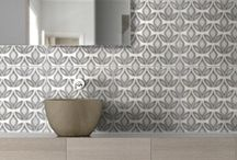 Stone Impressions / Stunning motifs, murals, flooring, and accents on natural stone.