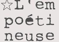 inspirations poétiques
