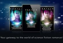 The Portals Project / The Portals Project - 10 first chapters of books in each free volume.  Find books you love!