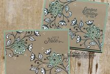 Stampin' Up! Flourish Phrases Thinlits