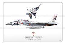 Ilustrácie letectvo