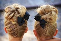 Peinados niña
