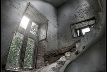 Abandoned Places/ Stairs
