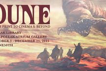 Dune 50th Anniversary / The epic science fiction novel Dune turned 50 years old this October 2015, and our library owns the original manuscripts. Join us as we celebrate #Dune50th!