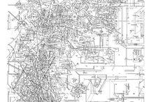 drawing architecture - DANIEL LIBESKIND / architectural drawings DANIEL LIBESKIND