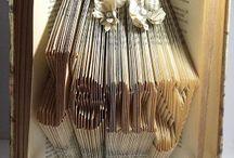 My Book Folding Creations