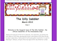 The Dilly Dabbler Newsletter