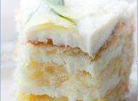 торт Пина-колада