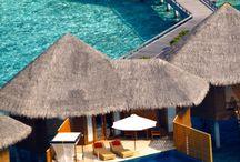 Luksus ferie / Flotte steder til ferie