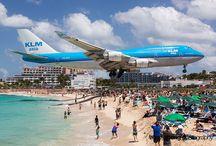 SxM / The beautiful Island of Sint Maarten !