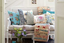 Vintage style..Boho Chic / by Nancy Jones