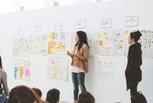 Workshop de Service Design con Vincenzo di Maria / A través del workshop Service Design, los alumnos de los Masters of Design and Innovation estudiaron metodologías de diseño, design thinking aplicado a los servicios y socially responsive design.
