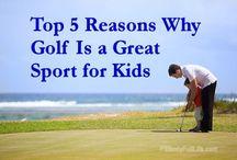 Take Kids Golfing