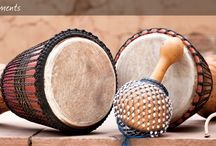 Musical Instruments at IFAM | Online / Musical Instruments at IFAM | Online -  Support artists serving as catalysts for positive social change in their communities through your purchase.
