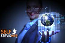 Domain / Domain (alan adı) web sitenizin internet üzerindeki adı ve adresidir.