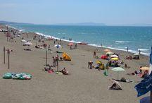 Marina di Bibbona / L'Agriturismo La Sassetta è a soli 6 km dalle spiagge Blu di Marina di Bibbona - Costa degli Etruschi