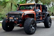 Jeeps, Trucks, Pickups
