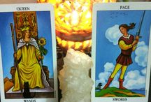 TAROT TELLS TODAY / A message from Tarot cards for the day that show us what energies are at play for that particular day and how to make optimal use of it by avoiding or implementing a few things here and there.