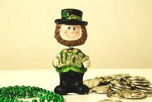 Saint Patrick`•. ¸ ¸. ☆ / Quelques images pour fêter un joyeux jour de St Patrick pour nos amis irlandais ;)  (le 17 mars)