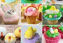 Cupcakes feestdagen