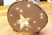 Holz Basteleien