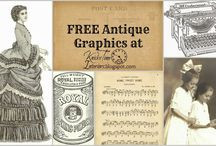 Antique graphicc
