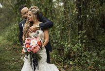 Amjuli and Frankie's beautiful #wedding at @Bakers Ranch! / #barnwedding, #rusticelegance, #floridawedding, #bakersranchwedding