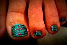 nail art / by Alesia Weldon Waldrup