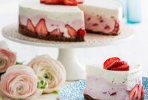Kakkuja  ja kattauksia