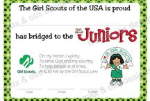 Girl Scouts / by Kris Anderson Coughlin