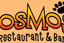 Cosmos Restaurant & Bar / Known for their talented chefs and experienced waite staff, Cosmos is an ideal restaurant if you're in the mood for fresh local seafood, sushi, steak and much more!
