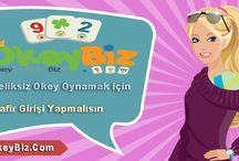 Üye Olmadan Okey Oyna / Üye olmadan hemen okey oynama imkanı sunan ücretsiz okey sitesi. http://www.okeybiz.com/uye-olmadan-oyna.html