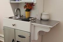 Diy kitchen / Cocinitas madera