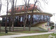 Orașul Gyula din Ungaria & Hotelul Wellness Hotel Gyula