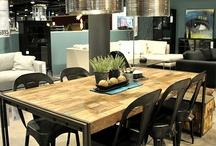 Table de salle à manger !