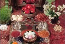 Celebrating No Rooz / No Ruz, the Persian New Year, begins