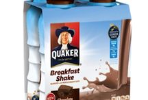Quaker Breakfast Shakes / #QuakerShakes / by Super Frugal Stephanie