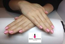 Semilac polish colours & nails