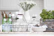 Kitchen inspiration / Kitchen ideas galore!  / by Kristin @ My Uncommon Slice of Suburbia