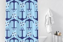 Shower Curtains / Discover a beautiful selection of art inspired Shower Curtains