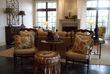 Living Rooms / by Mandy Douglas