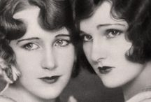 Historical Makeup: 20s / Hair styling included.
