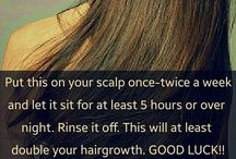 Hair Grow Tips