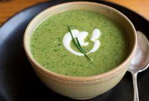 healthy recipes - soups