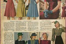 Vintage lookbook