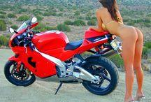 Hot Girl Motor