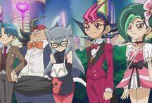 Yu- Gi- Oh! zexal★