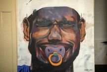 JimmyJam / Artwork by Melbourne based artist Jimmy Mollison.