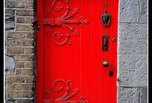 One door closes, another door opens / Doors of the world / by Gary Barnett